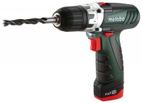 Akušroubovák 10, 8V 1, 5Ah PowerMaxx BS Basic METABO 600091500