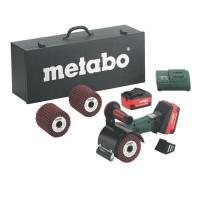 Metabo S 18 LTX 115 SET - Aku satinační bruska