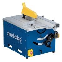 Metabo 102001001 Precizní kotoučová pila PK 200 Top Line