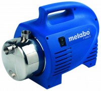 Čerpadlo zahradní P 3300 S METABO 250330120