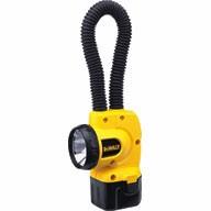 Aku reflektorová svítilna pro 12 V bez akumulátoru