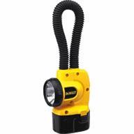Aku reflektorová svítilna pro 14, 4 V bez akumulátoru