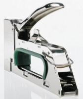 Sponkovačka zelená řada R 14 blistr (spony 140/6-8 mm)