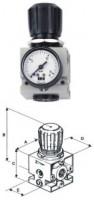 Redukční ventil DM 1/4