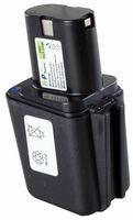 Akumulátor APBO-9,6V-3,0Ah Ni-MH