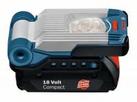 Akumulátorová lampa Bosch GLI VariLED 14,4 / 18 V