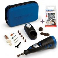 Akumulátorová mikrobruska DREMEL 7700 Series, 30ks přísl., měkká taška