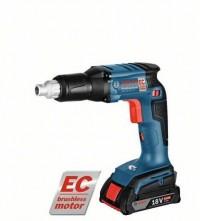 Akumulátorový sádrokartonový šroubovák Bosch GSR 18 V-EC TE