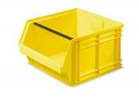 Bedna plastová zkosená 520/450x450x300 mm, 5P4PL-Z