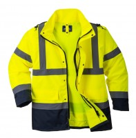 Bunda Hi-Vis 4v1 Contrast Traffic S471