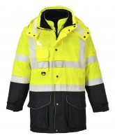 Bunda Hi-Vis 7-in-1 Contrast Traffic S426