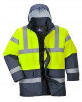 Bunda Hi-Vis Contrast Traffic S466