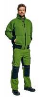 STANMORE GREEN mikina s kapucí
