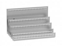 Dělící materiál zásuvek, S36-100