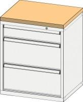 Deska na zásuvkové skříně ZD, DH3627