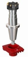 Držák nástrojů ISO SK 25, 105x138x20mm