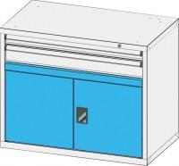 Dvířka zásuvkových skříní ZC a ZG s prahem, DP 54-650