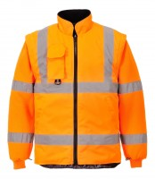 Hi-Vis 7v1 bunda Traffic, GO/RT RT27