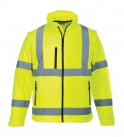 Hi-Vis bunda 7v1 Traffic S427