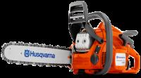 HUSQVARNA 440e-series TrioBrake™