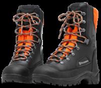 Ochranná kožená obuv Classic 20 s ochranou proti proříznutí 20 m/s