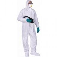 Jednorázový oděv DT115 - bílý