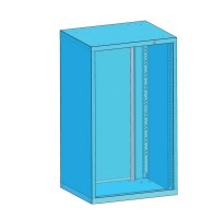 Korpus skříně ZD (36x27D), ZDK140