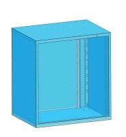Korpus skříně ZG (54x36D), ZGK120