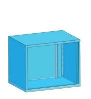 Korpus skříně ZG (54x36D), ZGK84