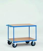 Manipulační vozík s 2 odkládacími policemi - 2402