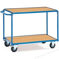 Manipulační vozík s 2 odkládacími policemi - 2940