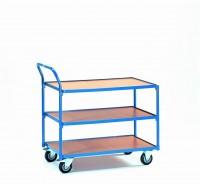 Manipulační vozík se 3 odkládacími policemi - 2752