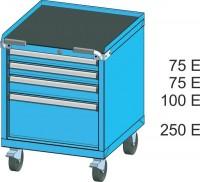 Mobilní kontejner ZA (27x27D), ZAM 59-2
