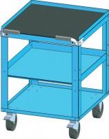 Mobilní kontejner ZA (27x27D), ZAMP-1
