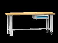 Mobilní pracovní stůl MPS, MPS5-715