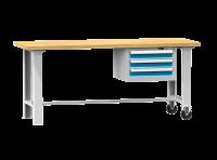 Mobilní pracovní stůl MPS, MPS6-715M