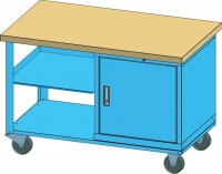 Mobilní pracovní stůl, PPS-2 M
