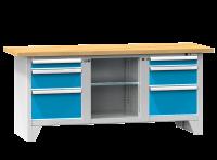 Modulární pracovní stůl, PS2-1M