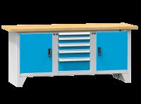 Modulární pracovní stůl, PS2-2
