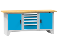 Modulární pracovní stůl, PS2-2M