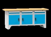 Modulární pracovní stůl, PS2-3M