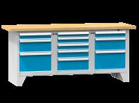 Modulární pracovní stůl, PS2-6