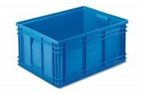 Plastová bedna 630x450x300 mm, 272-5PL4