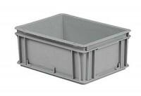 Plastová přepravka ATHENA 400x300x170 mm - recyklát