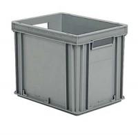 Plastová přepravka ATHENA 400x300x325 mm - recyklát