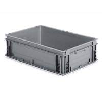 Plastová přepravka ATHENA 600x400x170 mm - recyklát