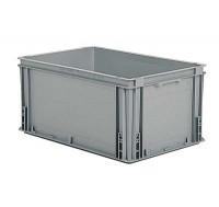 Plastová přepravka ATHENA 600x400x285 mm - recyklát