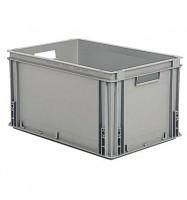 Plastová přepravka ATHENA 600x400x325 mm - recyklát