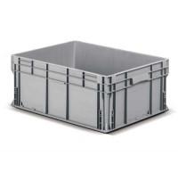 Plastová přepravka ATHENA 800x600x325 mm