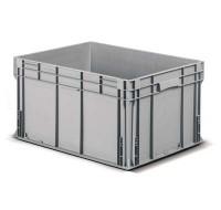 Plastová přepravka ATHENA 800x600x430 mm